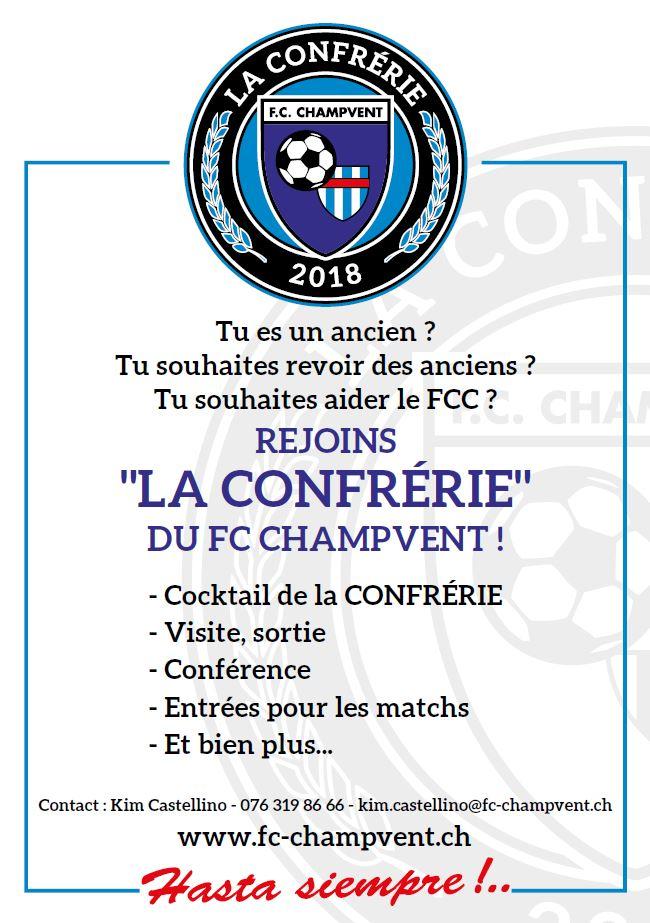 FC Champvent - Sa Confrérie