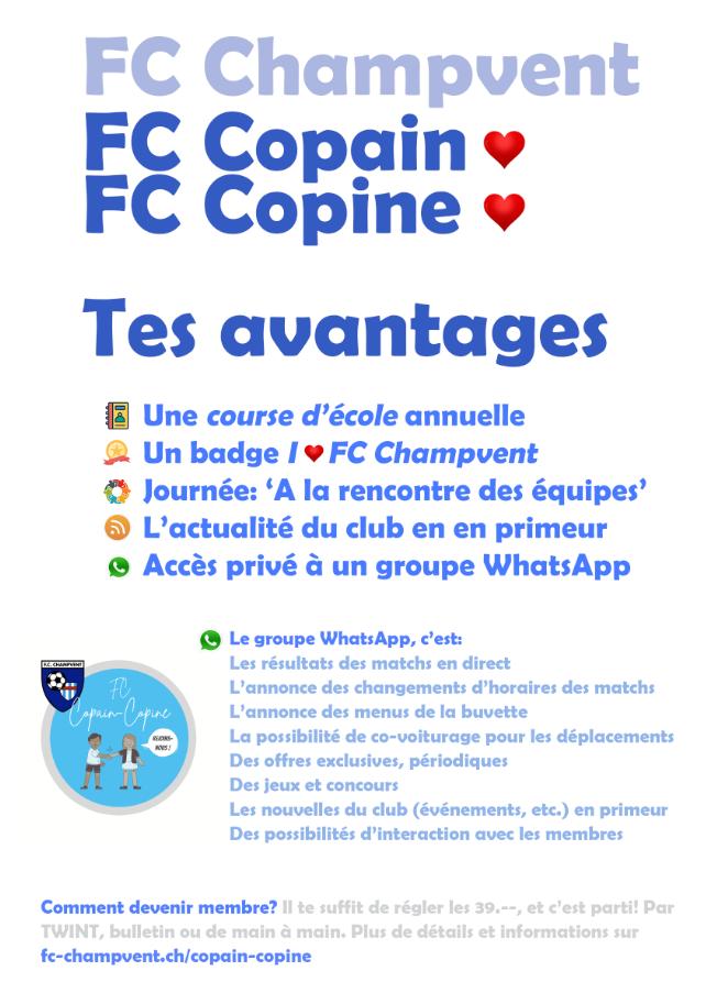FC Copain-Copine